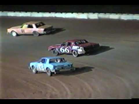 Deep South Speedway, Oct 23, 2004 Novice Feature