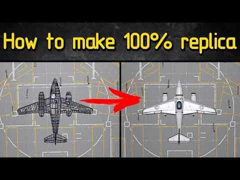 How to make 100%  exact REPLICA in KSP | Guide