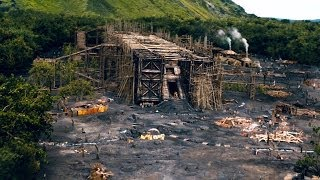 Noah Movie - Ark Featurette