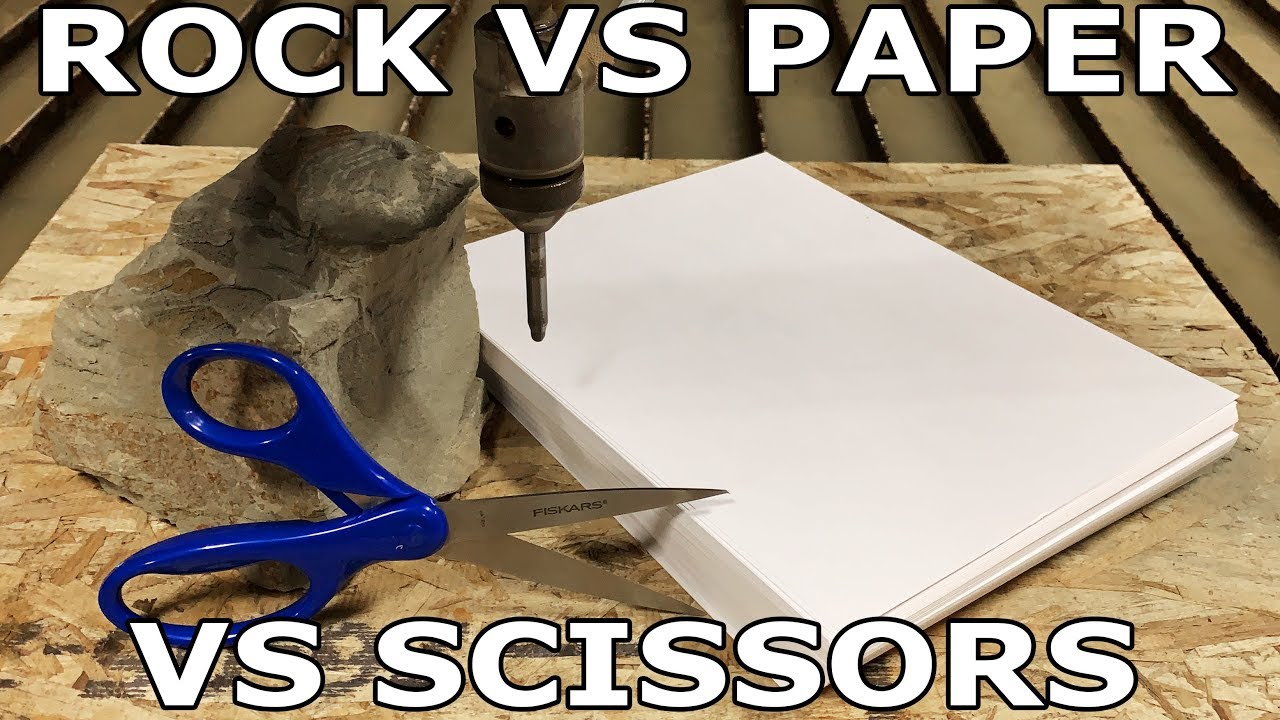 Does PAPER Actually Beat ROCK?