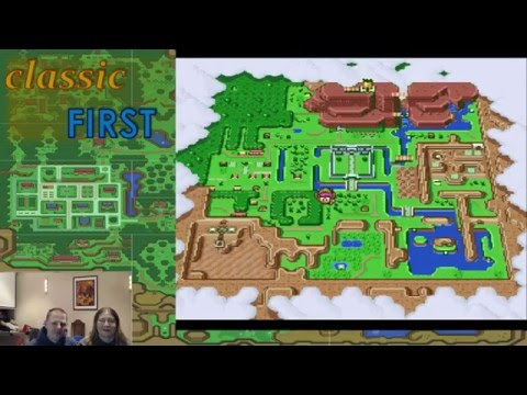 Classic First! Link to the Past Ep. 5 - Mad Sniping Skills