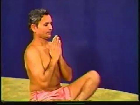 Yogi Shanti's yoga flow 1986