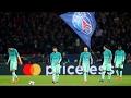 Luis Suárez y Neymar increparon al árbitro en la noche negra de París - New 1018