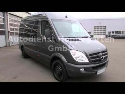 mercedes benz sprinter sprinter 216 cdi kombi ii luxus. Black Bedroom Furniture Sets. Home Design Ideas