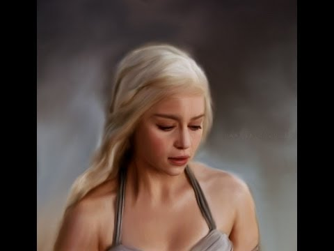 Game of Thrones фото матери драконов