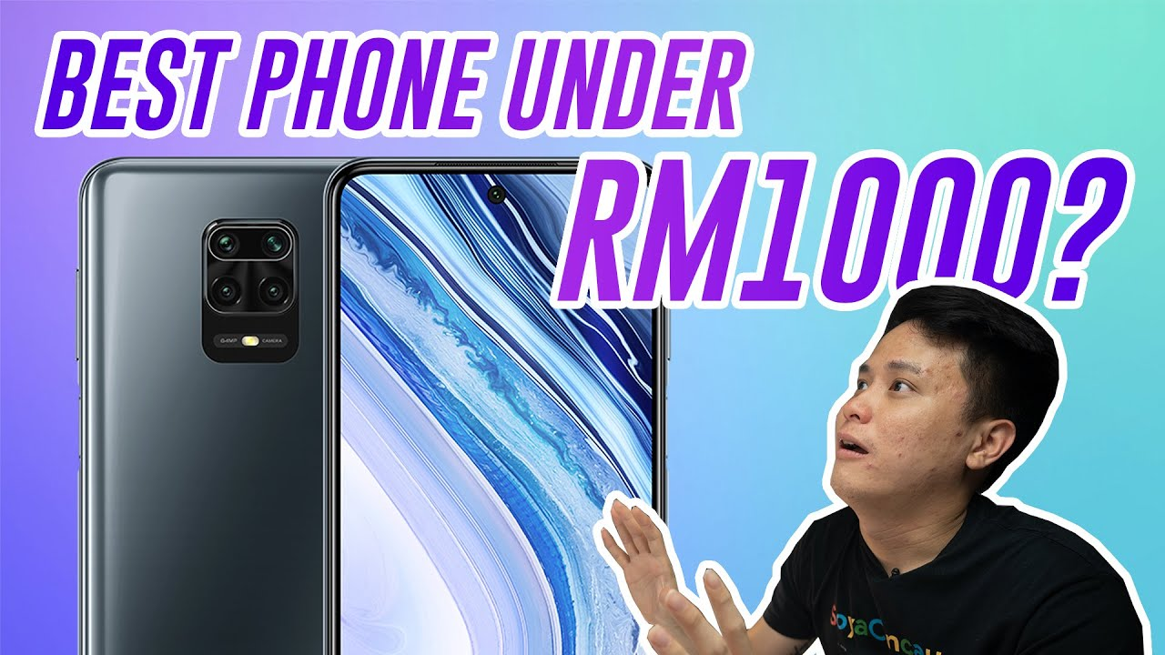Is The Redmi Note 9 Pro Max The Best Smartphone Below Rm1 000 Icymi 291