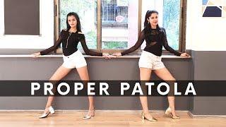 Baixar Proper Patola Dance   Namaste England   Badshah   Arjun   Parineeti    Dhruvi Shah ft. Nidhi Kumar