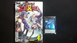 Yugioh Zexal Manga Volume 4 Opening - Number 47: Nightmare Shark - Early Release?!
