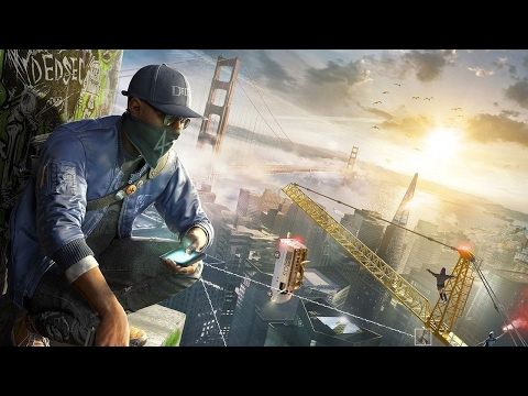 Watch Dogs 2 / Ep.3 - Big Movie Steal
