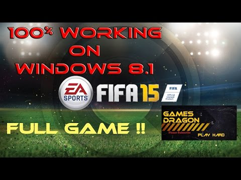 How To Download And Install FIFA 15 On Windows 8.1 | 100% Working