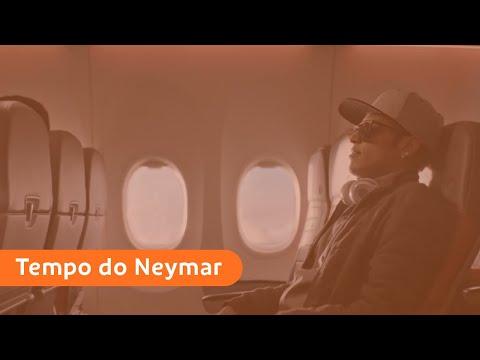 #NOVAGOL - Tempo do Neymar