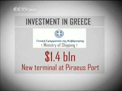 China to invest more in Greece