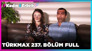 1 Kadın 1 Erkek || 237. Bölüm Full Turkmax