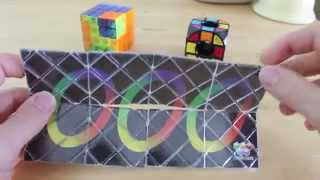 Rubik Magic Tutorial - Full Steps