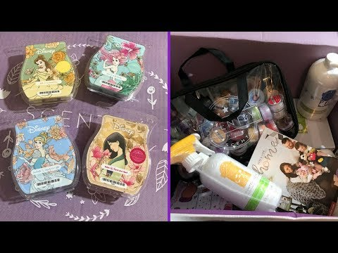 Scentsy New Consultant Starter Kit Unboxing | beingmommywith