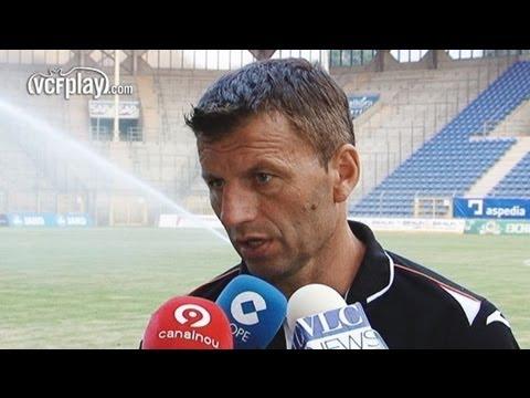 Miroslav Djukic: 'Muchas cosas llegarán con el tiempo'