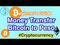 Transferring Money Blockchain(bitcoin) to coins.ph(peso)