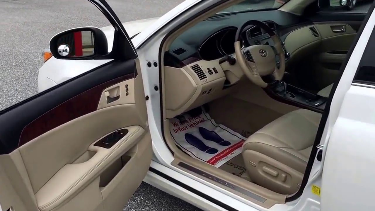 Certified 2012 toyota avalon limited price toyota