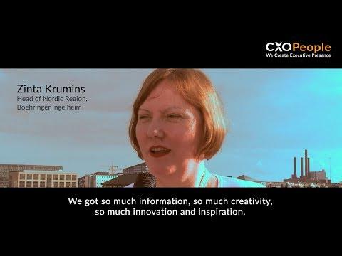 CEO Zinta Krumins about Boehringer Ingelheims Company Day