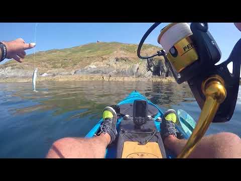 Kayak Fishing Rame Head