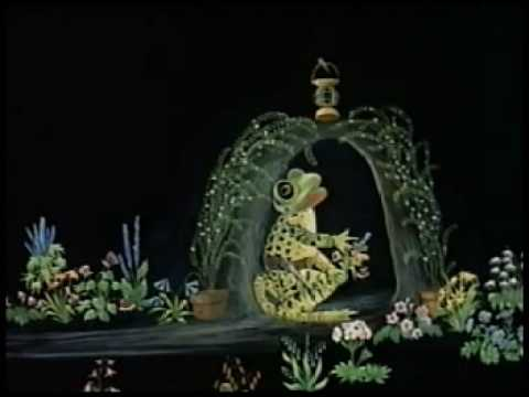 National Film Board of Canada - Mr Frog Went A-Courting