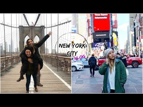 TRAVEL VLOG | New York City 3 days