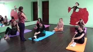 Растяжка в хореографии для подростков(Дети и подростки, которые приходят заниматься в хореографические студии разных танцевальный направлений,..., 2014-11-05T19:35:48.000Z)
