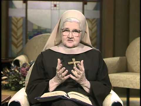 Mother Angelica Live Classics - Septmeber 22 1992 -  Anger