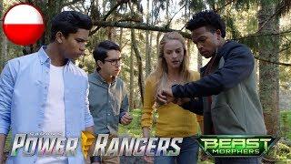 "Ochrona lasu  | Power Rangers Beast Morphers - Odcinek 3 ""Koniec drogi"" (Polish Dubbing)"