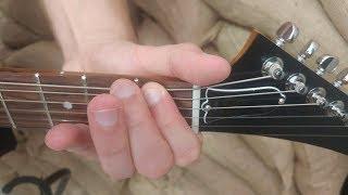 drop c guitar jam