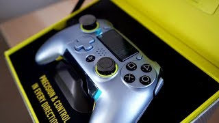 IS THIS THE BEST CONTROLLER EVER? SCUF's FORTNITE CONTROLLER - SCUF VANTAGE UNBOXING