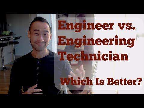 Engineering Technician Or Engineer - Which Is Better For You In 2020?