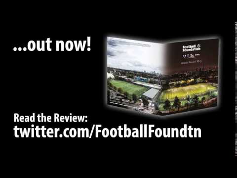 Football Foundation Annual Review 2015