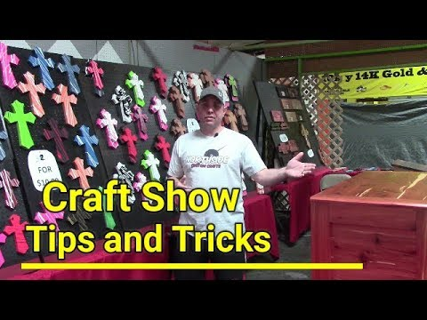 10 Craft Show Tips and Tricks