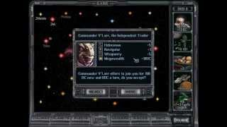 DOS Game: Master of Orion 2 - Battle at Antares