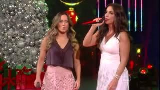 Caldeirão do Huck - 20.12.2014 - Ivete Sangalo e Claudia Leitte canta John Lennon