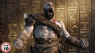 What If God Of War Was Set In Ancient Egypt?