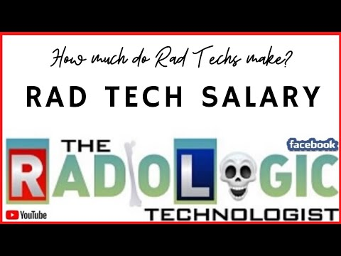 Rad Tech Salary | How Much Does X-ray Pay?