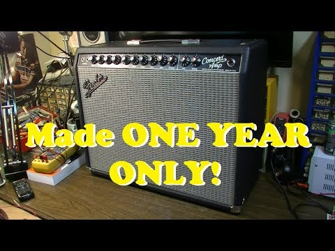 The HIGH GAIN FENDER Amp You Didn't Know Existed & Does NOT Suck