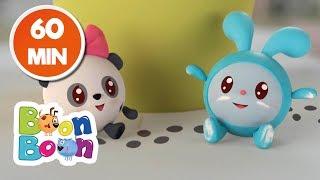 BabyRiki 60MIN (Urme de labute) - Desene animate BoonBoon
