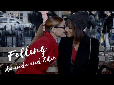Falling || Amanda And Edie || Almost Family