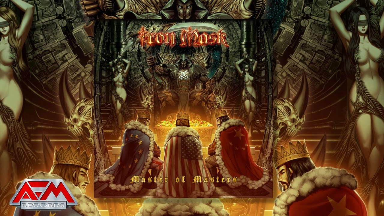 Download IRON MASK - Wild And Lethal (2020) // Official Audio Video // AFM Records
