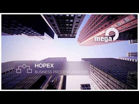 MEGA HOPEX Business Process Analysis  Overview