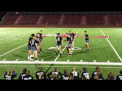 2017 London High School OH Senior Powder Puff Halftime