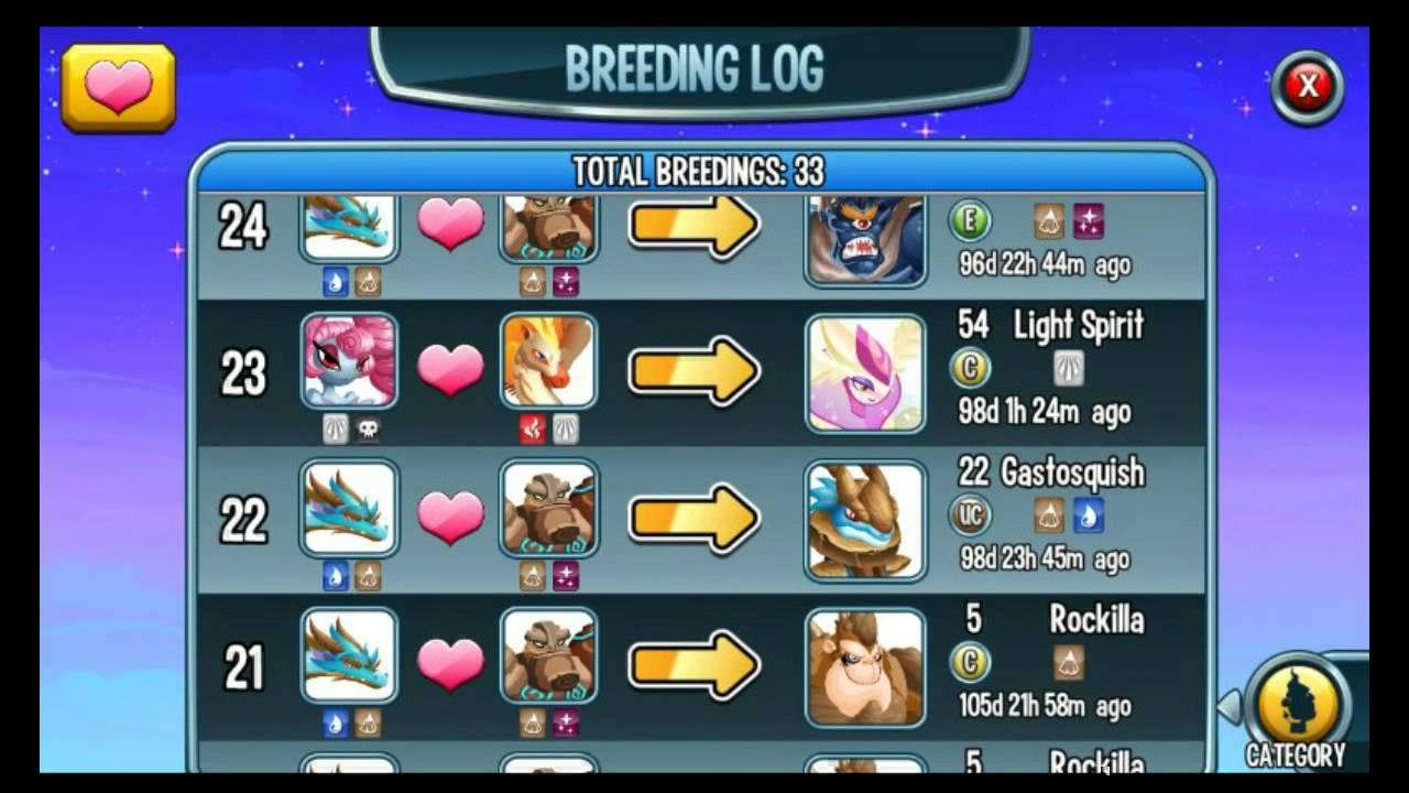 Monster Legends - Breeding Legendary Nemestrinus and Rockatanium