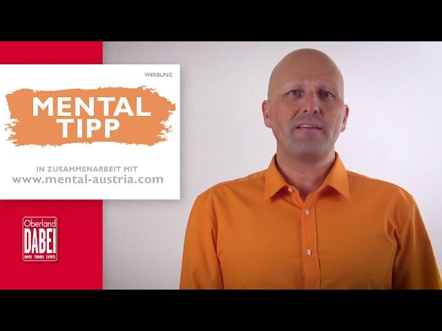Oberland DABEI Mental-Tipp 17.02.2021