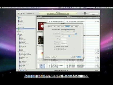 Fixing Bad Audio in iTunes