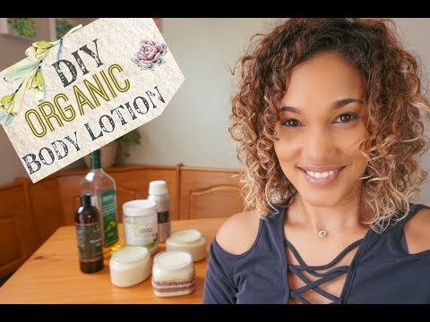DIY Lotion – How to Make Your Own Body Lotion – with Shea Butter &  Coconut Oil