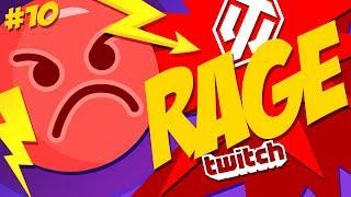 #10 Rage & Streamers | World of Tanks