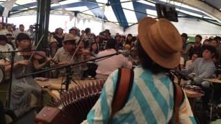 森道市場-2016-でのIrish Music Partyの演奏の一部です。 アイリッシュ...